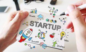 Start-up Unternehmen